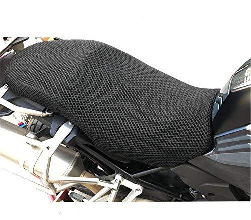 Funda y molduras para asiento de motocicleta, protector solar, para evitar el sol en el asiento, scooter, funda de cojín de aislamiento térmico para BMW F850GS F750GS (F850GS)