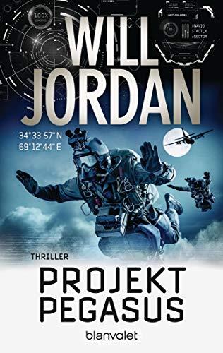 Projekt Pegasus: Thriller (Ryan Drake Series 8)