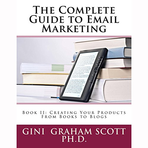 The Complete Guide to Email Marketing, Book II audiobook cover art