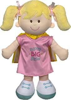 Baby Ganz Super Big Sister Plush Doll