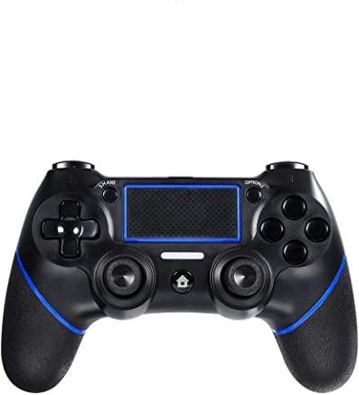 Lilyhood PS4 Wireless Controller for Playstation 4,...