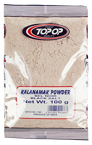 Top-Op Kala Namak Powder (Black Salt) 100g