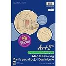 "Pacon Art1st Drawing Paper, Manila, Standard Weight, 12"" x 18"", 50 Sheets"