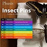 Zoom IMG-2 ndier 100pcs insect perni in