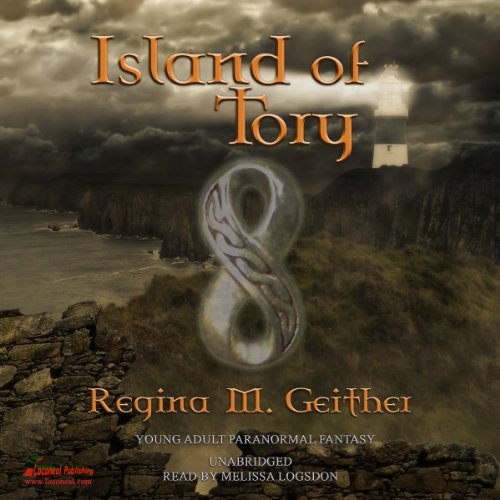 Island of Tory audiobook cover art