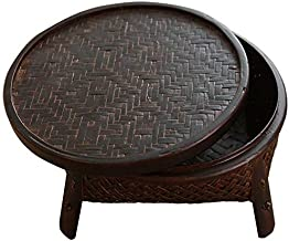 Selected Furniture/Living Room Table Household Round ffee Table Rack Bedroom Balcony Tea Table Small Locker Storage Frame ...