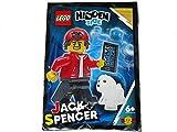 Blue Ocean LEGO 792009 - Juego de minifigura de Jack y Spencer