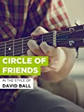 Circle Of Friend