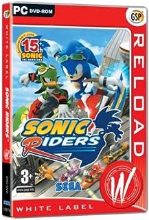 Sonic Riders (PC DVD) [Importación inglesa]