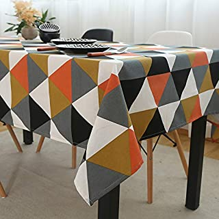 TEWENE Table Cloth, Tablecloth Rectangle Table Cloths...