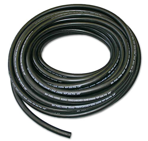 MR Pipe 1//2 Motorcycle fuel pipe line 8 mm ID 12 mm OD 1M 3FT