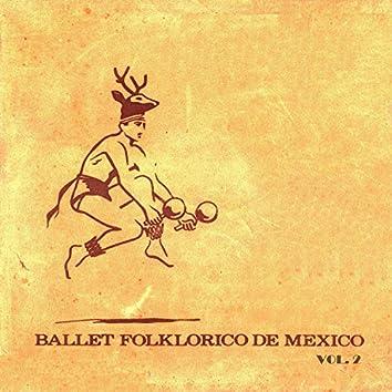 Ballet Folklorico de México, Vol. 2