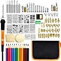 110-Pieces Petuol Wood Burning Kit