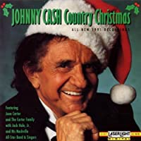 Johnny Cash Country Christmas by Johnny Cash (2008-04-08)