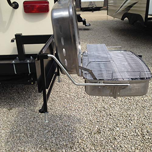 Fleming Sales 52321 Bumper Grill Arm Assembly