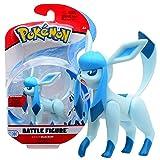 Pokemon Selección Battle Figures Figura de Acción   Juego de Figuras, Figuras del Juego:Glaceon