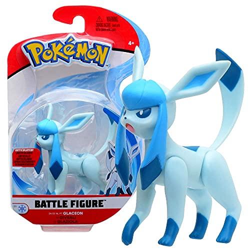 Auswahl Battle Figuren   Pokemon   Action Figur   Spiel-Figur zum Sammeln, Spielfigur:Glaziola