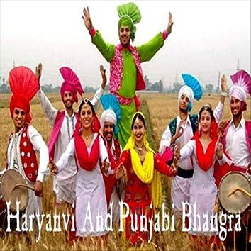 Haryanvi and Punjabi Bhangra (Live)