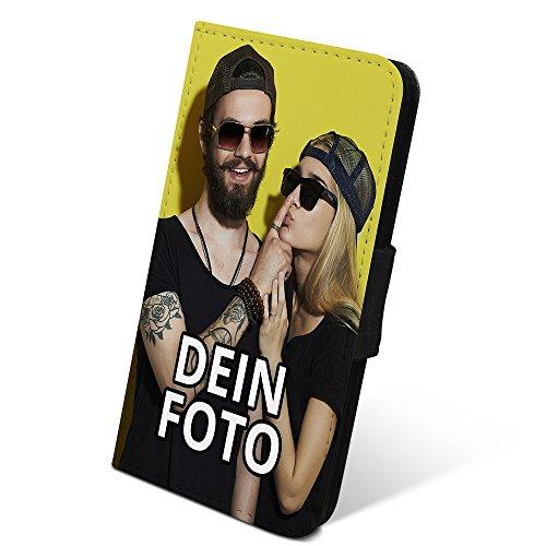PhotoFancy ® – iPhone® 7 Handyhülle mit eigenem Foto Bedrucken – Smartphone Case als personalisierte Schutzhülle (Flipcase)