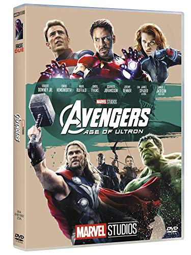 Avengers Age of Ultron 10° Anniversario Marvel Studios (DVD)