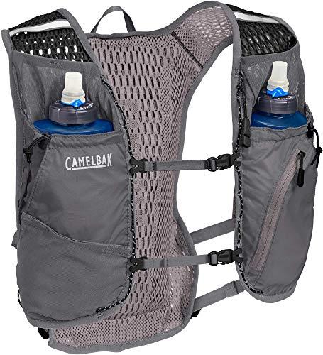 CAMELBAK Unisex_Adult Zephyr Vest, Castlerock Grey/Black, 34 oz