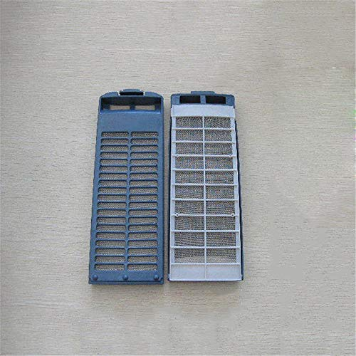 ADUCI 1 UNIDS Lavadora Filtro de Malla para la Lavadora Samsung Malla de Malla Bolsa de Filtro XQB52-28DS XQB45-L61 Piezas de Repuesto