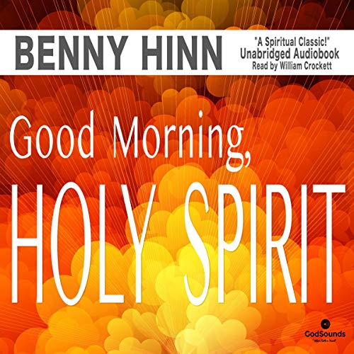 Good Morning, Holy Spirit cover art