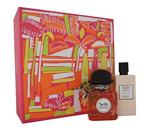 Hermès Twilly Hermes Duftset (Eau de Parfum,50ml+Bodylotion,40ml), 1er Pack(1 x 200 g)