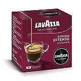Lavazza A Modo Mio Coffee Pods Eco Cap Capsules 6 x 16's Boxes, Espresso Intenso.