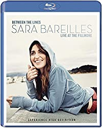 Between The Lines: Sara Bareilles Live At The Fillmore [Blu-ray]