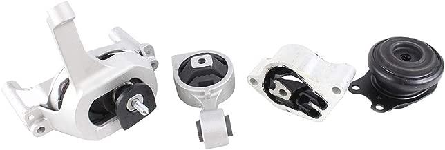 DNJ MMK1048 Complete Engine Motor & Transmission Mount kit for 2007-2012 / Nissan/Altima / 2.5L / Auto CVT Trans