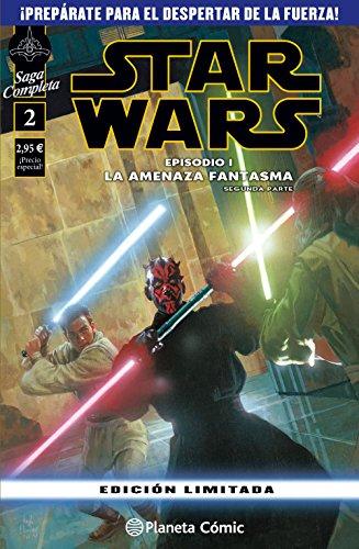Star Wars Episodio I (segunda parte): La amenaza fantasma: 6 (Star Wars: Cómics Grapa Marvel)