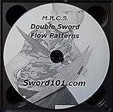 Kalaj Kutter New 2 Practice Swords Training Video Techniques Pair Swords Flow Pattern DVD