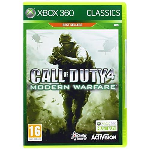 Call of Duty 4: Modern Warfare - Classics (Xbox 360) [Edizione: Regno Unito]