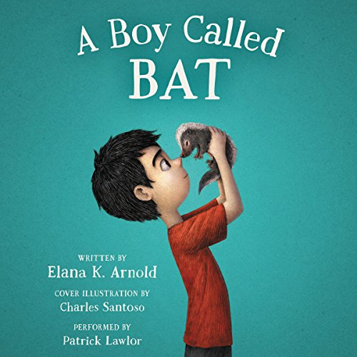 A Boy Called Bat cover art