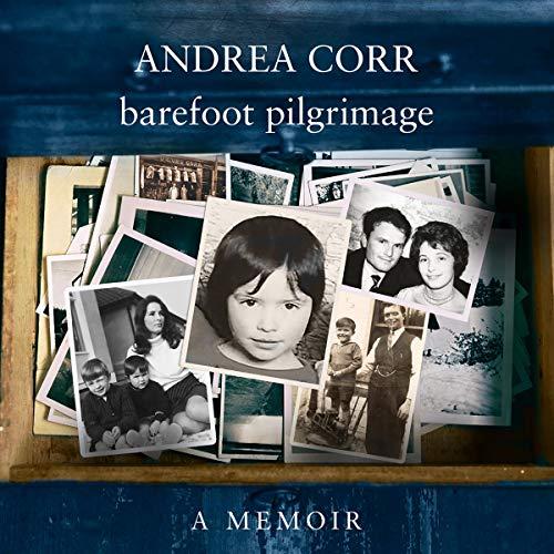 Barefoot Pilgrimage audiobook cover art