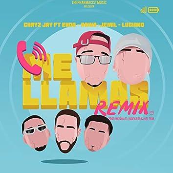 Me Llamas (Remix)