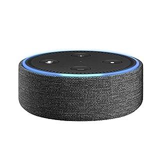Amazon Echo Dot Case (fits Echo Dot 2nd Generation only) - Charcoal Fabric (B01K9KW9A4) | Amazon price tracker / tracking, Amazon price history charts, Amazon price watches, Amazon price drop alerts
