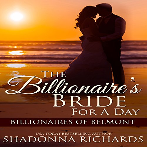 The Billionaire's Bride for a Day audiobook cover art
