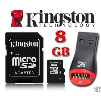 Kingston-8-GB-MICROSDHC-Micro-SD-HC-Speicherkarte-fuer-TomTom-Start-60-TomTom-Start-20-Tomtom-GO-750-TomTom-GO-600-TomTom-GO-400-TomTom-Via-Live-125-TomTom-Via-135-TomTom-Via-130-TomTom-GO-950-GPS-Tom