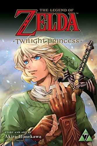 The Legend of Zelda: Twilight Princess, Vol. 7, 7