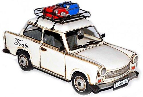 BSZ Modellauto Trabant - Retro Blechmodell