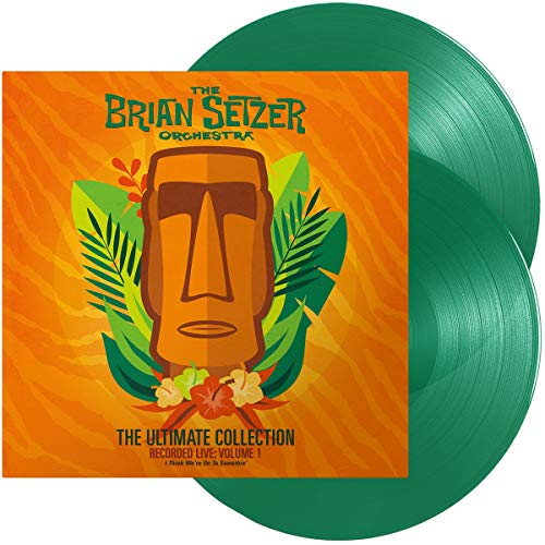 Ultimate Collection Vol. 1-Vinyle Vert