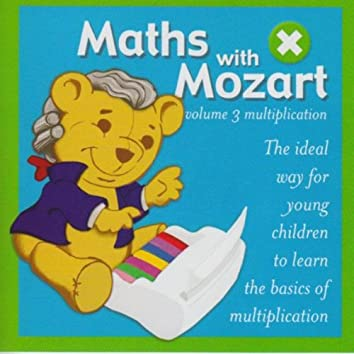 Math With Mozart (Volume 3 - Multiplication)