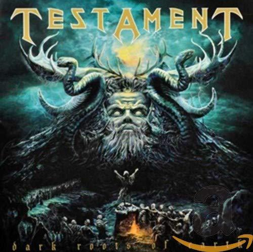 Testament: Dark Roots of Earth (Audio CD)