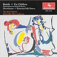 Bartok: For Children (1995-05-23)