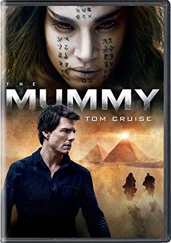 MUMMY2017 DVD