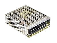 メタルフレームイッチング電源76.8W 24VDC/3.2A RS-75-24 Meanwell AC-DC シングル出力 スイッチング電源 RS-75シリーズ明纬電源