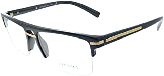 Men's Eyeglasses Greca-Aegis VE3269 VE/3269 Half Rim...