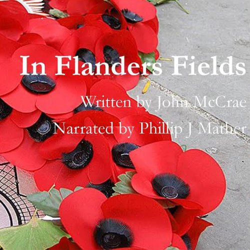 In Flanders Fields audiobook cover art